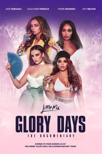 Poster of Little Mix: Glory Days - The Documentary