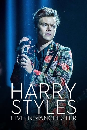 Poster of Harry Styles: Live in Manchester
