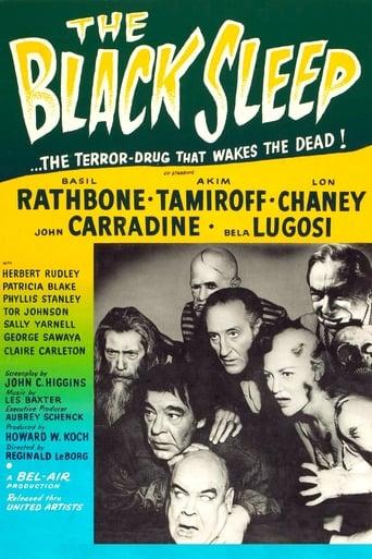 Poster of The Black Sleep