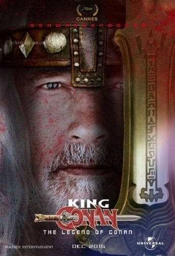 Poster of The Legend of Conan fragman
