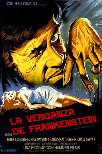 Poster of La venganza de Frankenstein