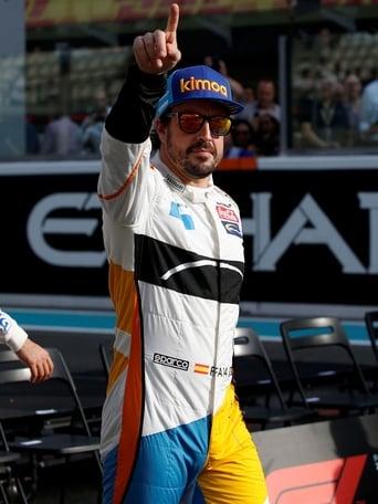 Poster of La Última Carrera de Fernando Alonso