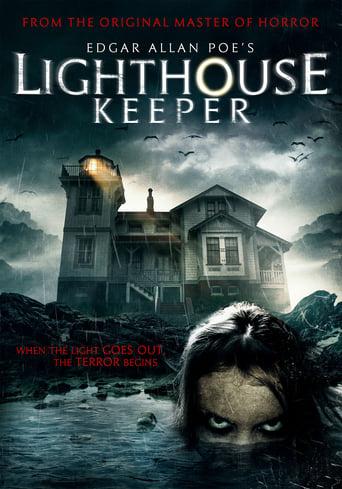 Poster of Edgar Allan Poe's Lighthouse Keeper
