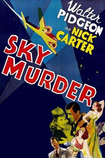 Poster of Sky Murder