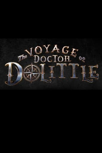 Poster of The Voyage of Doctor Dolittle