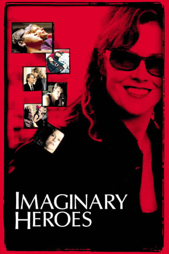 Poster of Imaginary Heroes