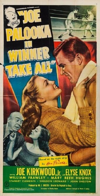 Poster of Joe Palooka in Winner Take All