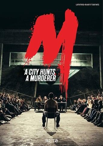 M – Eine Stadt sucht einen Mörder Poster