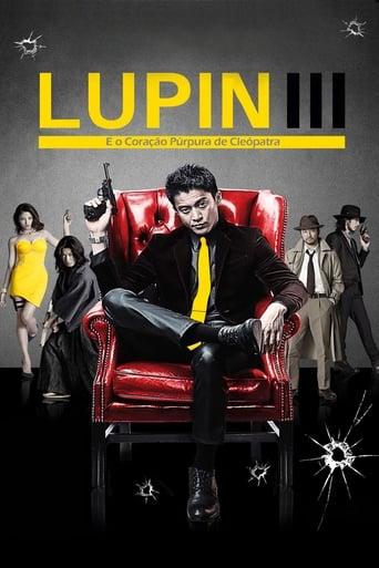 Imagem Lupin 3: E o Coração Púrpura de Cleópatra (2014)