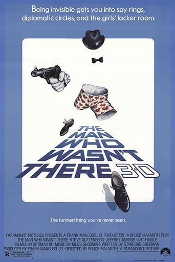 Poster of The Man Who Wasn't There