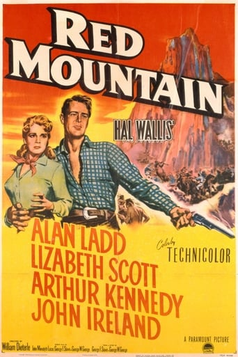 Poster of Red Mountain