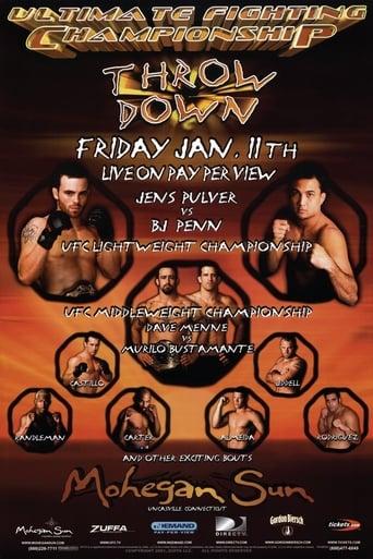 Watch UFC 35: Throwdown 2002 full online free