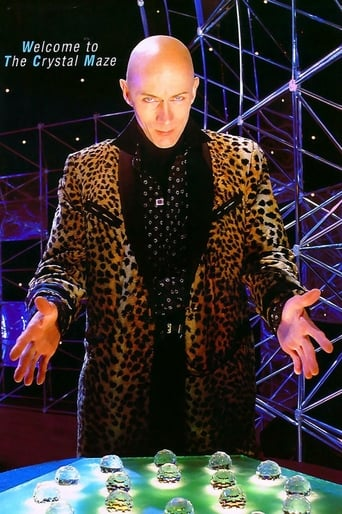 Poster of The Crystal Maze