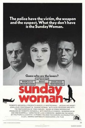 The Sunday Woman