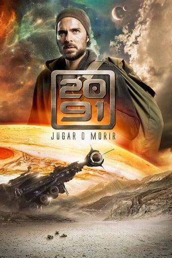 2091 1ª Temporada - Poster