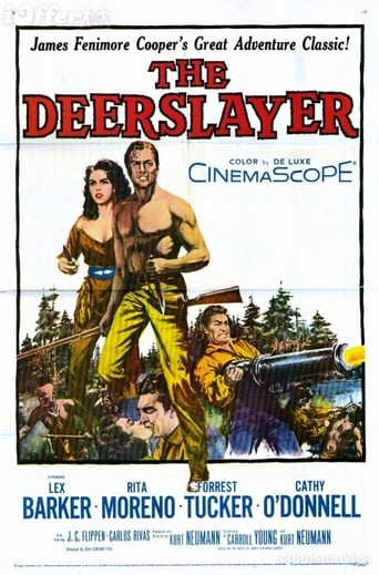 Poster of The Deerslayer