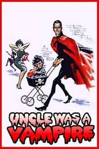 Poster of Uncle Was A Vampire