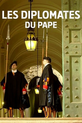 Poster of Holy Diplomacy: The Secret Power of the Vatican