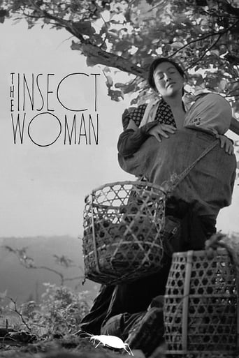 Poster of The Insect Woman