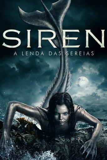 Poster of Siren: A Lenda das Sereias