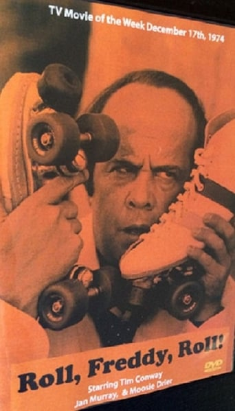 Roll, Freddy, Roll! Movie Poster