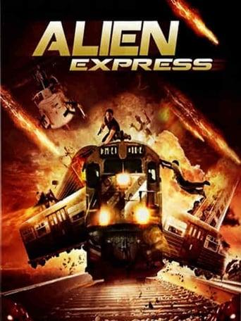 Poster of Alien Express