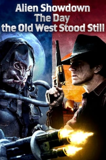 Poster of Alien Showdown: The Day the Old West Stood Still