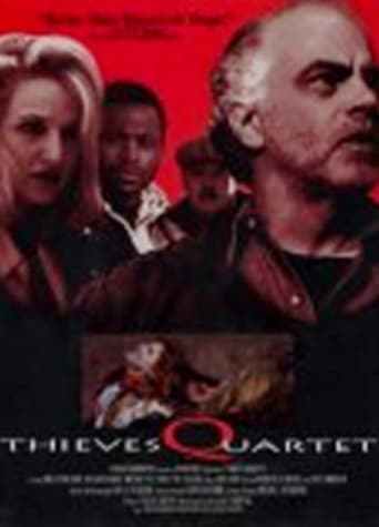 Poster of Thieves Quartet