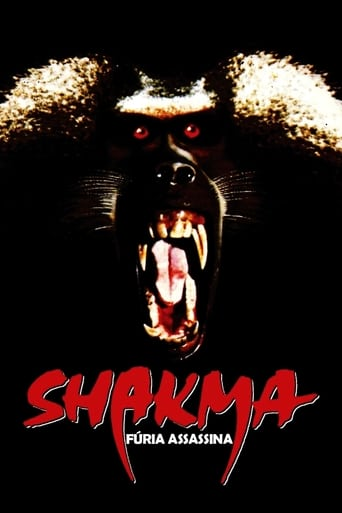 Shakma: A Fúria Assassina - Poster
