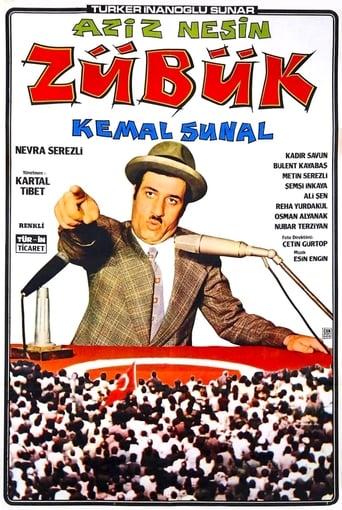 Poster of Zübük