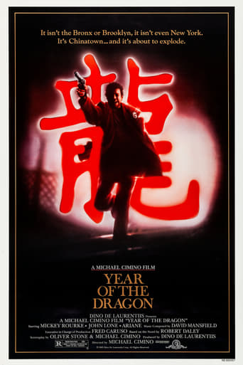 Poster of Year of the Dragon