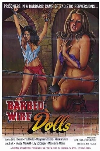 Poster of Barbed Wire Dolls