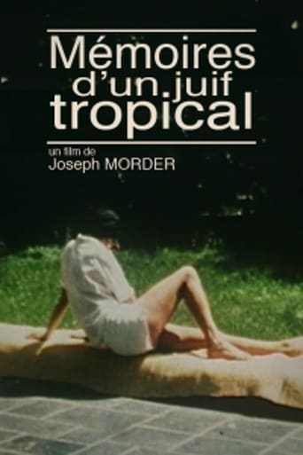 Poster of Mémoires d'un juif tropical