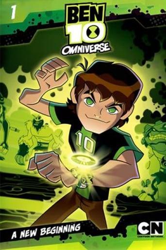 Ben 10 Omniverse 1ª Temporada - Poster