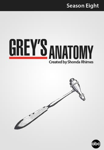Grei anatomija / Grey's Anatomy (2011) 8 Sezonas LT SUB