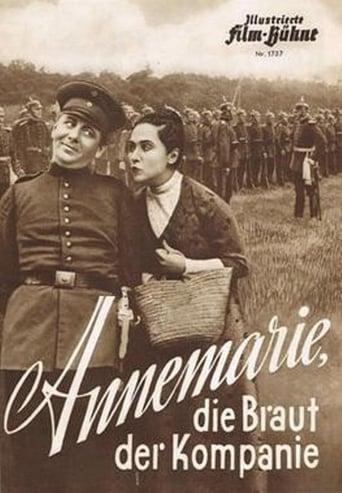 Poster of Annemarie, die Braut der Kompanie
