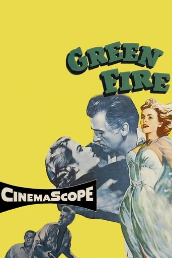 Poster of Green Fire