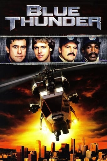 Poster of Blue Thunder