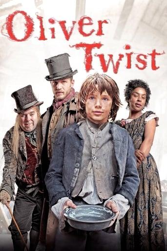 portada Oliver Twist