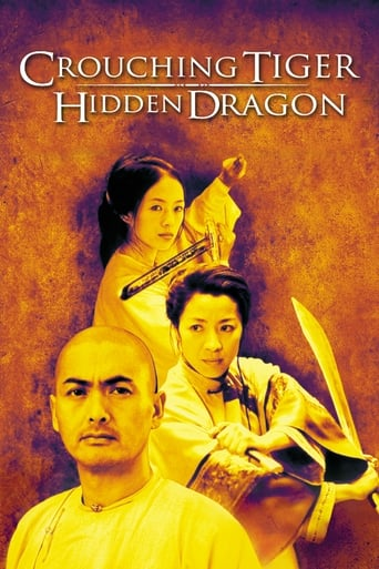 Poster Crouching Tiger, Hidden Dragon