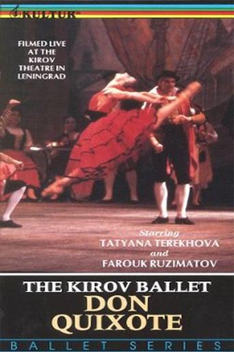 Watch Don Quixote (Kirov Ballet) full movie downlaod openload movies