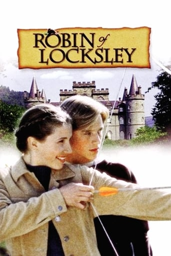 poster of Robin of Locksley