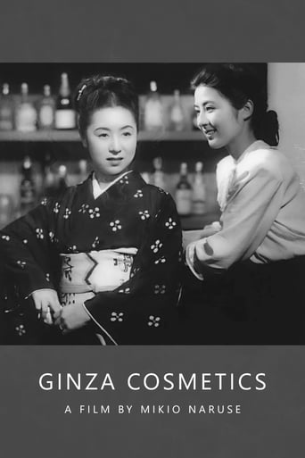 Poster of Ginza Cosmetics