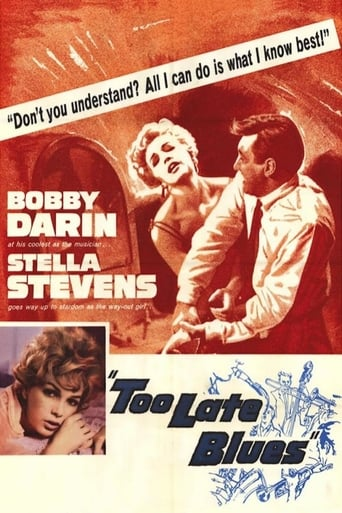 Poster of Too Late Blues