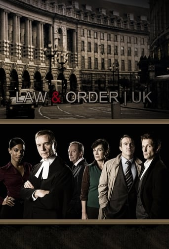 Poster of Law & Order: UK