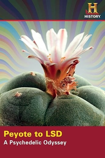 Watch Peyote to LSD: A Psychedelic Odyssey full movie downlaod openload movies