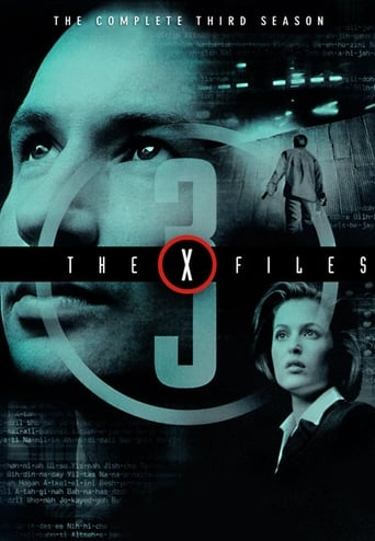 X failai / The X-Files (1995) 3 Sezonas EN