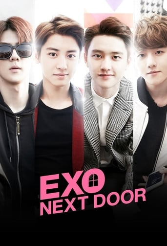 Poster of Exo Next Door