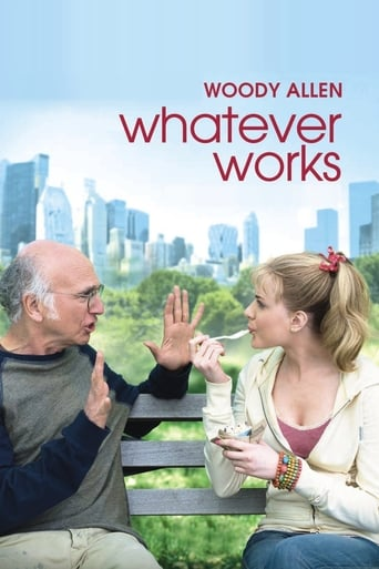 Filmplakat von Whatever Works - Liebe sich, wer kann