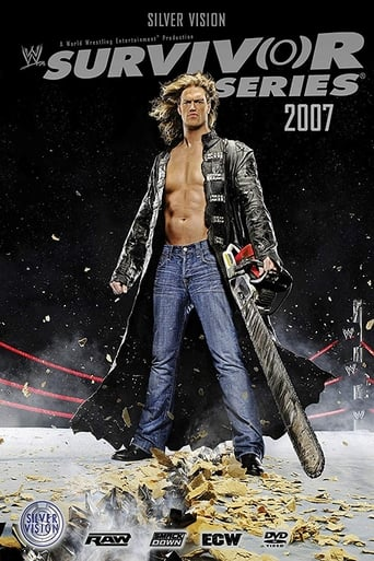 Poster of WWE Survivor Series 2007